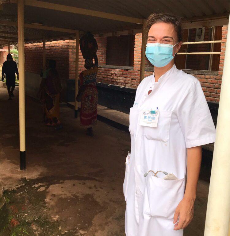 A second COVID-19 wave in Malawi – door de ogen van Dokter Nicole